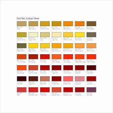 Ral Colour Chart Amazon Jotun Ral Colour Chart Download Downloadable Color Palettes