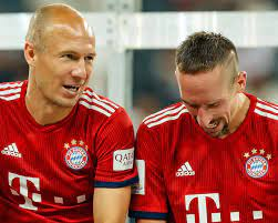 Bayern Munich's Arjen Robben and Franck Ribery: An exclusive double  interview with 'Robbery'