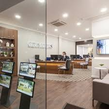 estate agent office design. Seymours Office Refurbishment Woking Estate Agent Design T