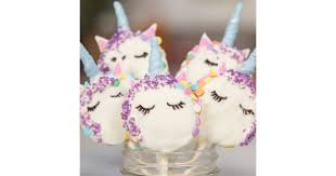 Oreo Unicorn Cookie Pops Popsugar Food