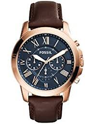fossil watches amazon co uk fossil men s watch fs5068