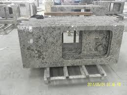 Prefab Granite Kitchen Countertops China Aran White Granite Prefab Kitchen Countertop Photos