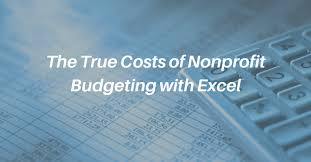 Nonprofit Budgeting The True Costs Of Nonprofit Budgeting With Excel Jmt