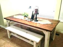 kitchen table and bench farmhouse table and bench farmhouse table bench with back in farmhouse kitchen kitchen table and bench
