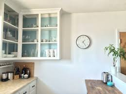 Paint Inside Kitchen Cabinets Stunning Ideas Painting Inside Kitchen Cabinets Nice Looking 17