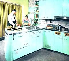 Retro Kitchen Design Pictures Fascinating Retro Kitchen Decor Retro Kitchen Decor Ideas Retro Kitchen Wall