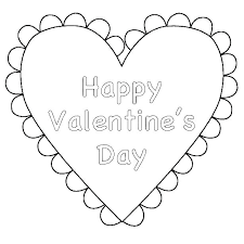 Heart Coloring Page Heart Coloring Page Free Heart Coloring Pages