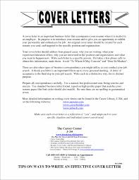 Writing Cover Letter For Resume Gallery of Sample Cover Letter For Online Job Posting 85