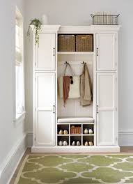 Coat Rack With Storage Space Best Entryway Storage Create Storage Space Where There Isn't Any This