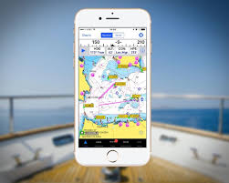 Navigation Charts For Iphone Navionics Charts Now Available In The Inavx In App Chart