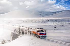 Kars Doğu Ekspres Treni - Ahmet Acar Süt