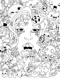 Best Ideas of Printable Trippy Mandala Coloring Pages With ...