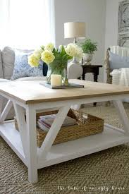 superb diy modern farmhouse coffee table for dazzling square farmhouse coffee table highdef for your dream home