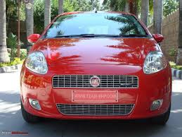Fiat Grande Punto : Test Drive & Review - Team-BHP