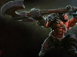 dota 2 axe armor artwork wallpaper 6033 coolwallpapers site
