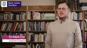 Dr Mark Pendleton   East Asian Studies   The University of Sheffield