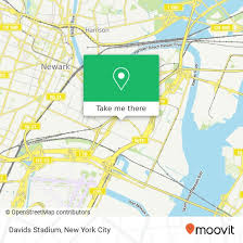 How To Get To Davids Stadium In Newark Nj By Bus Train
