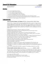 qa resume page 002 qa sample resume qa manager resume sample quality quality assurance resume example