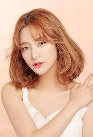 Korean women short hairstyle your hair club. Korean Short Hairstyles
