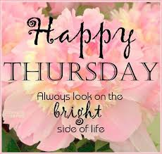 Beautiful Thursday Quotes Best of Beautiful Happy Thursday Quotes Erica Gray Medium