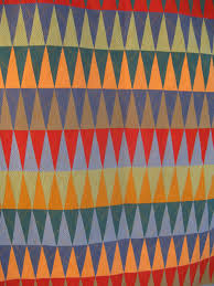 Indian Blanket Quilt Pattern | Triangles on a Roll & Pattern available in our Adamdwight.com