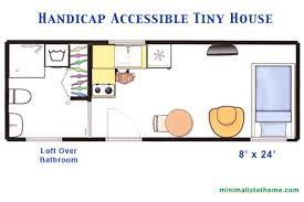 Building a Handicap Accessible Tiny House   Mini st at HomeThe Plan