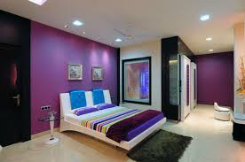 Purple And White Bedroom Top Bedroom Colors Fascinating Ideas Of Wall Design With White