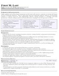 Payroll Executive Resume Samples Hr Sample 15 Example Specialist ...