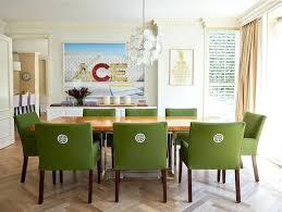 green dining chair green dining chairs eclectic dining room green dining room chair slipcovers green fabric