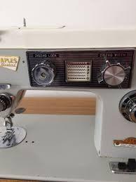 Maples Bluebird Sewing Machine