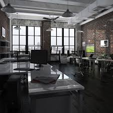loft office design. 3d office design model loft l