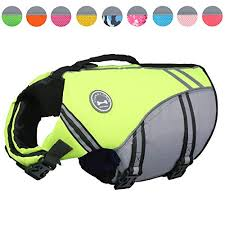 Vivaglory Size Chart From Usa Vivaglory New Sports Style Ripstop Dog Life Jacket Safety Vest With
