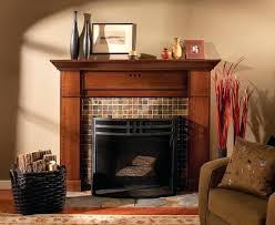 craftsman fireplace craftsman fireplace tile