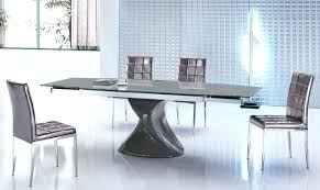 modern glass kitchen table. Brilliant Kitchen Glass Table Dining Set Modern Pretty Extendable  On All Products Kitchen Furniture Tables  And