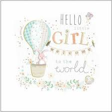Welcoming Baby Girl Welcoming A Little Bundle Of Joy To The World Weve Got Some