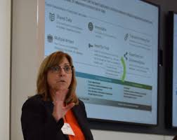 Wendy Henry, Blockchain Lead, Deloitte Consulting – WILDS