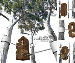 Amazing Tree Houses  Plans  Pictures  Designs  Ideas  amp  Kits    Environmentalist Save the Trees House Concept Design