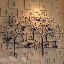 metal wall art wall decor birds and fragrant flowers wall decor on ginkgo tree metal wall art with metal wall art wall decor happiness of the ginkgo tree wall decor