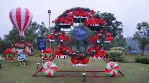 Crosswinds Tagaytay Lights Christmas Musical And Tree Lighting Kick Off The Holiday