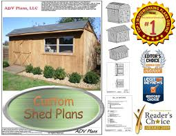 8x12 gambrel roof medium shed shed plans