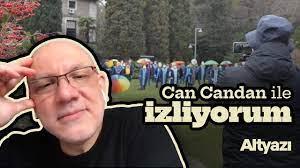 İzliyorum: Can Candan - YouTube