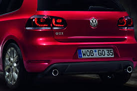 2011 Volkswagen Golf GTI Edition 35 DSG related infomation ...
