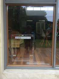 img pet door for glass doors north geelong pty ltd within electronic storm with dog in patio walls installation built cat slider sliding doggy