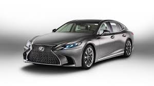 2018 Lexus LS Starts at $75,000 - The Drive