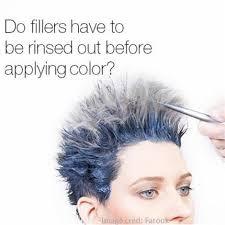 Hair Color Filler Chart Fill Er Up Behindthechair Com