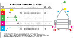 wiring diagram for led trailer lights