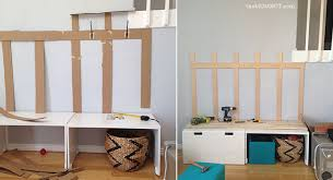 playroom furniture ikea. Ikea Hack DIY Mudroom Benches The Mombot Pertaining To Furniture Plan 12 Playroom I