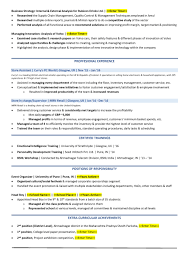 Resume For Collegentsnt Marketing Assistant How To Write