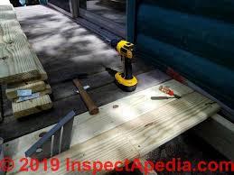 Trex Span Chart Deck Floor Board Spacing Gaps Proper Gap Size To Leave