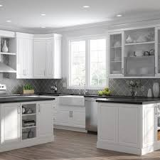 wall kitchen cabinet with glass doors